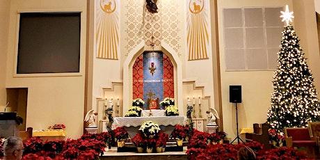 Christmas Mass - Parish Hall tickets