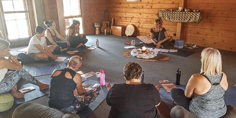 Go With Yin - yin yoga, high tea and sound bath meditation! tickets