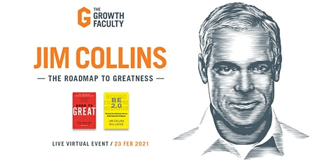 Jim Collins - The Roadmap To Greatness - Southern Hemisphere tickets