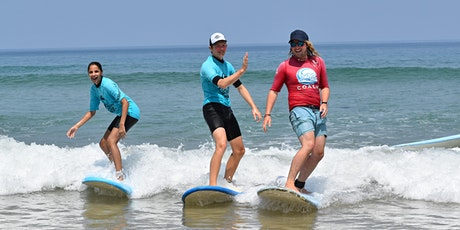 Burnside Youth - Learn to Surf (12-18 years) tickets