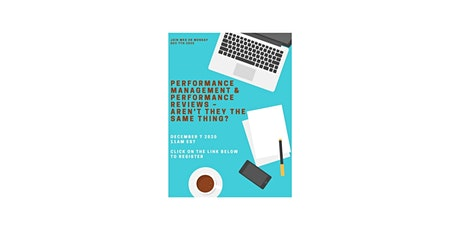 Performance Management & Performance Reviews – Aren't they the same thing? tickets