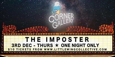 The Imposter @ The Corner Gallery tickets