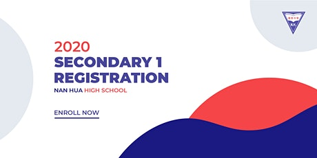 Test - NHHS Sec 1 Registration 2020 tickets