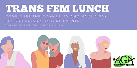 Trans Fem Lunch December tickets