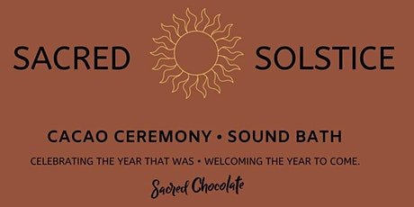 Sacred Solstice : Summer Ceremony tickets