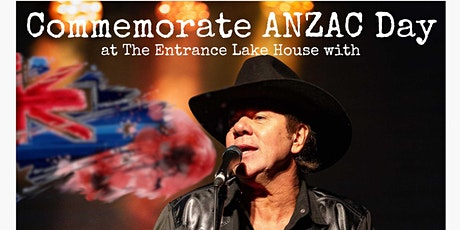 Commmemorate ANZAC Day with Patrick McMahon and Australia's greatest songs tickets