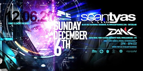 Funky Element LIVE w Sean Tyas tickets