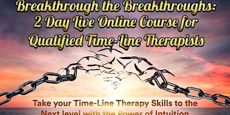Breakthrough the Breakthrough 2 day Online course PRIZE DRAW tickets