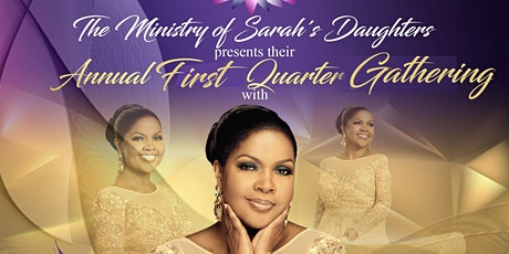 Sarah's Daughters  Mar 27, 1st Qtr Gathering   RESCHEDULED FOR OCT 30, 2021 tickets