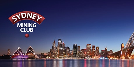 Sydney Mining Club - Leading Edge Series tickets