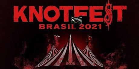 Caravana Piauí no  Knotfest ingressos