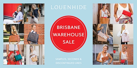 Louenhide Warehouse Sale tickets