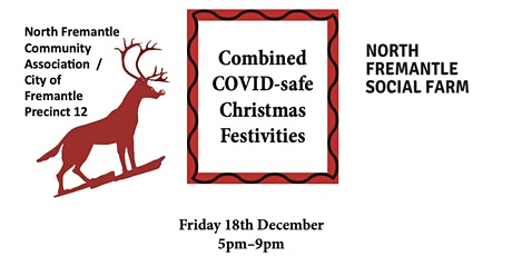 North Freo Combined COVID-safe Christmas Festivities tickets