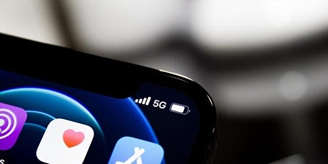 Introduction to 5G Technology | Time of Your Life tickets