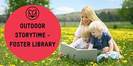 Outdoor Storytime at Foster Library tickets