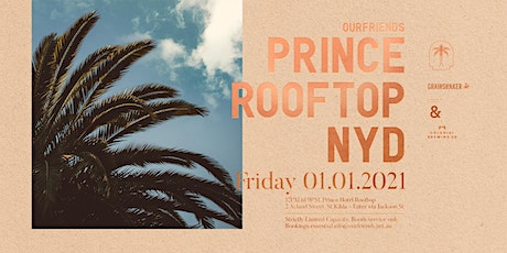 PRINCE ROOFTOP NYD tickets