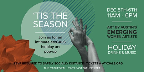 atxGALS Holiday Pop-Up at The Cathedral tickets