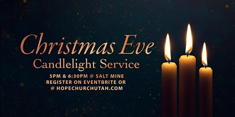 Christmas Eve Service at 6:30pm tickets