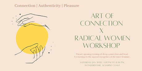 Art of Connection x Radical Women tickets