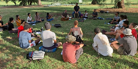 Mantra Meditation & Dinner at Albert Park Lake tickets