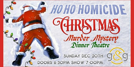 Christmas Themed Murder Mystery at Garden and Grain tickets