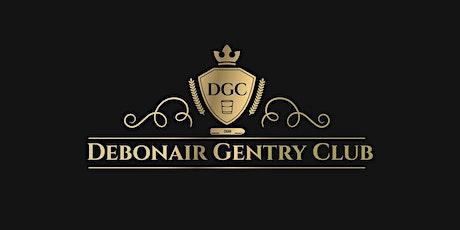 The Debonair Gentry Club Black Tot Rum Masterclass & Networking tickets
