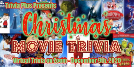 Christmas Movie Trivia | Zoom Event tickets