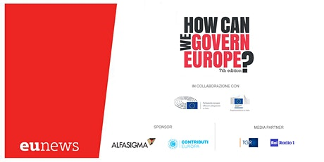 How Can We Govern Europe? - Settima edizione tickets