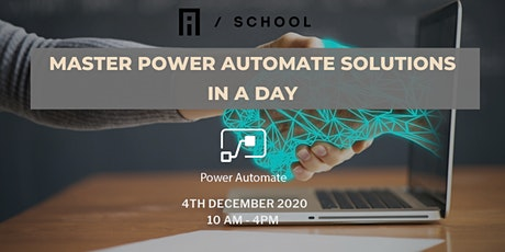 WORKSHOP: Master Microsoft Power Automate Solutions in a Day! tickets