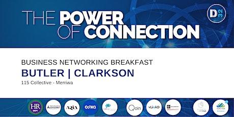 District32 Business Networking Perth – Clarkson / Butler - Fri 22nd Jan tickets