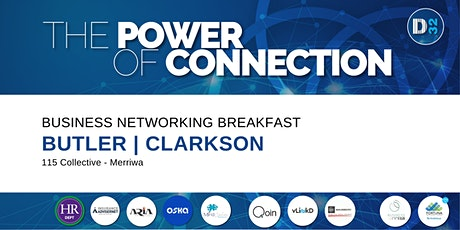 District32 Business Networking Perth – Clarkson / Butler - Fri 05th Mar tickets