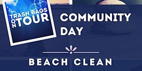 Community Day - Beach Clean, Yoga and Meditation tickets