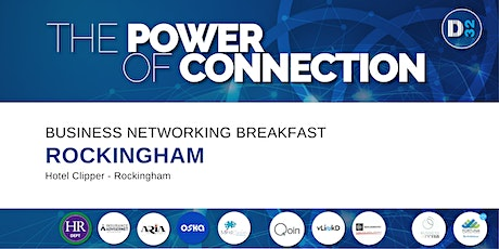 District32 Business Networking Perth – Rockingham – Wed 10th Feb tickets
