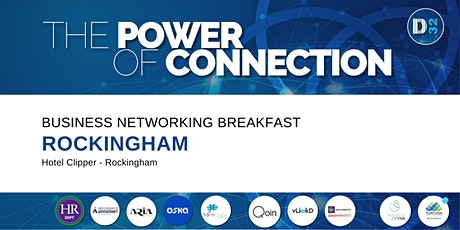 District32 Business Networking Perth – Rockingham – Wed 10th Mar tickets
