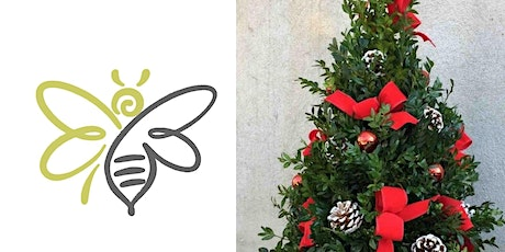 VIRTUAL WORKSHOP: Make and decorate a fresh boxwood tree tickets