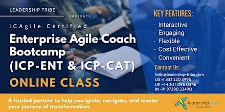Enterprise Agile Coach Bootcamp | Part Time - 71220 - Hong Kong tickets