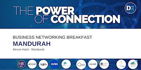 District32 Business Networking Perth – Mandurah - Fri 12th Mar tickets