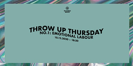 Throw Up Thursday Tickets