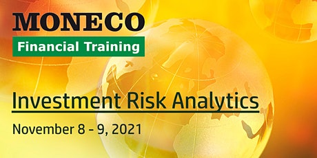 Investment Risk Analytics - Concepts and Applications biglietti