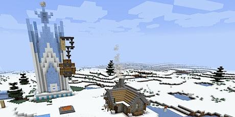 Minecraft: Schnee und Eis - Wir gestalten eine Winterwelt Tickets