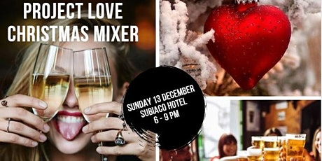 New Friends and Singles Project Love CHRISTMAS Social Mixer tickets