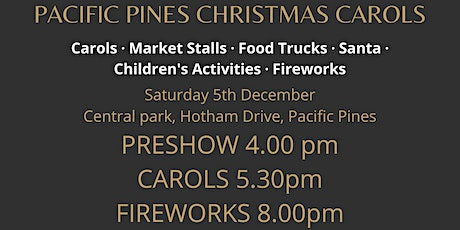 2020 Pacific Pines Christmas Carols tickets