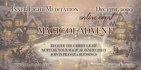 MAGIC OF ADVENT: Inner Light Meditation & Soul Painting tickets