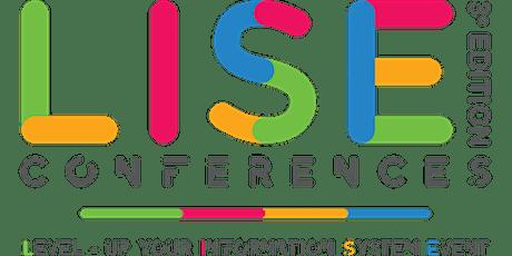 LISE Conférences - Smart City & Industrie 4.0 billets