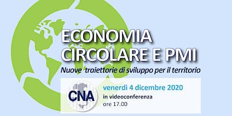 Economia circolare e PMI biglietti