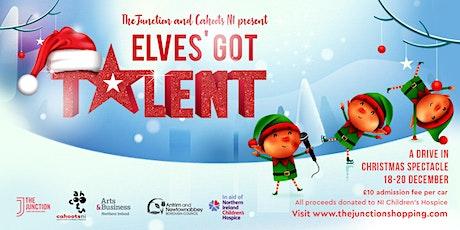 Elves' Got Talent tickets