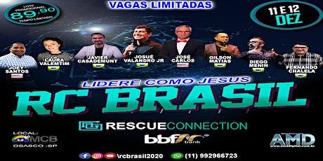 RC BRASIL 2020 ingressos