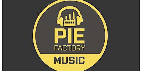 Pie Factory Music's Music Industry Masterclass tickets