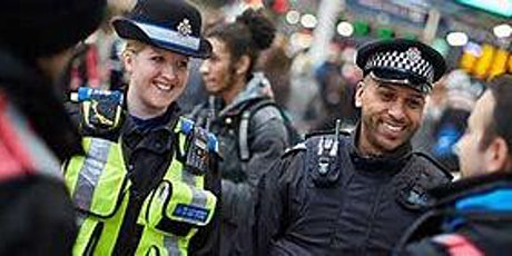 Policing in a diverse society: policing as a social glue tickets