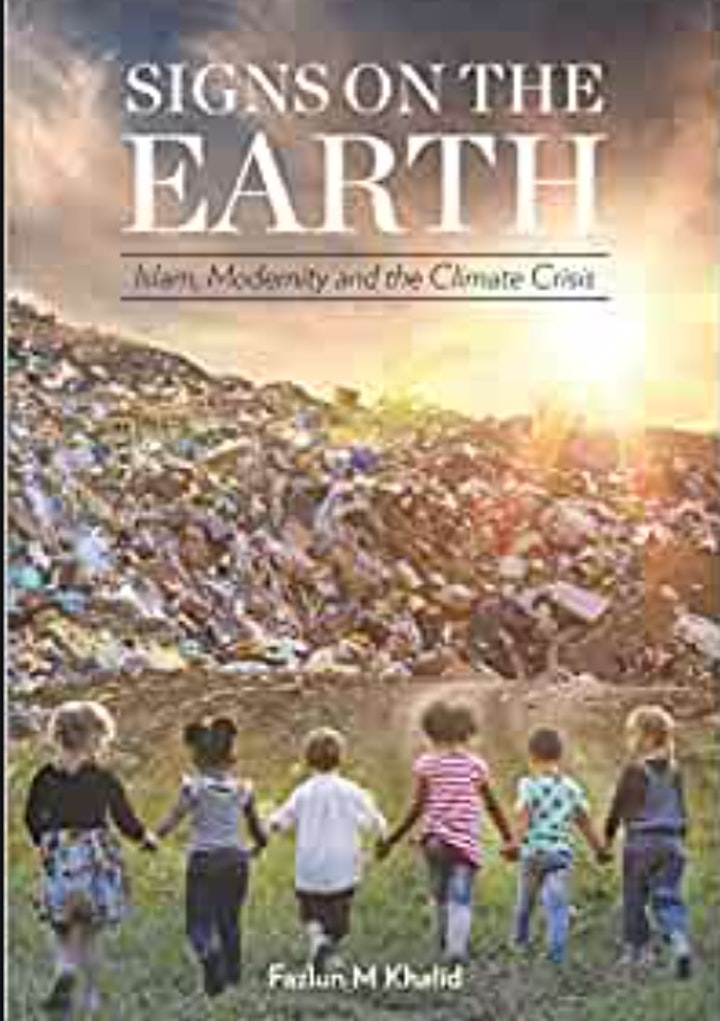 MACFEST2021:A Liveable Earth: Climate Change and the faith community image